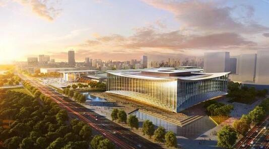 西安丝路国际会展中心