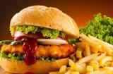 快餐品牌排行榜