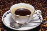 開藍山咖啡店