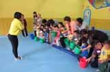 亲子教育培训加盟