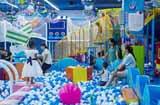 儿童游乐园投资成本