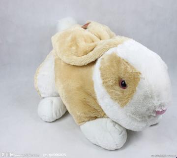 可爱玩具兔子