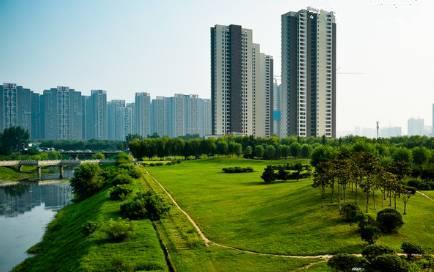 试论现代化城市建设中的园林绿化作用