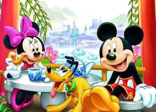功夫熊猫,驯龙高手,变形金刚,芭比,小黄人,米菲,海绵宝宝,爱探险的