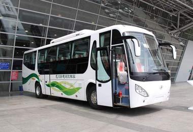 2018年中国武汉国际新能源客车展览会