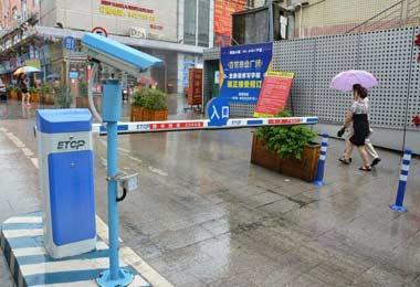 2018年中国上海国际智慧停车设备展览会