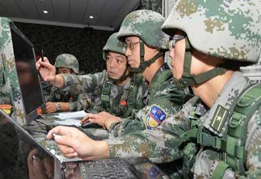 2018年中国西安第二十五届国防信息化装备与技术博览会