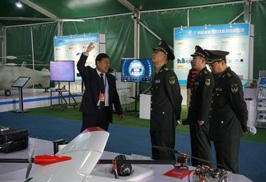 2018年第3届深圳国际军民融合技术产业博览会暨国际国防电子博览会