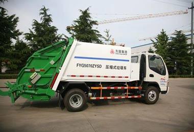 2018年中国上海国际市政环卫专用车辆及设施展