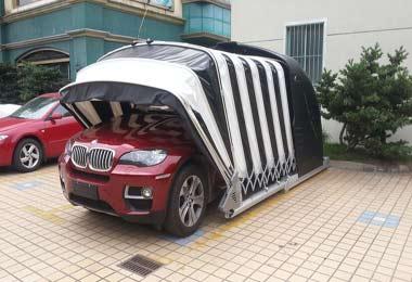 2018年中国国际智能移动车库及车衣(上海)展览会