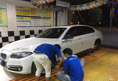 2018年第12届上海国际汽保展览会暨汽车美容快修博览会