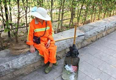 第二十届2019年北京国际环卫与市政设施及清洗设备展览会