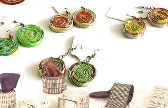 环保饰品-环保小饰品-环保饰品制作