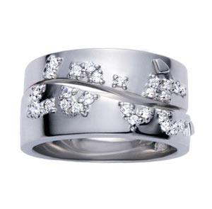 戒指的戴法-戒指的戴法和含义-情侣戒指戴法的含义