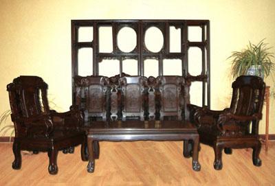 木雕红木家具居家具业榜首