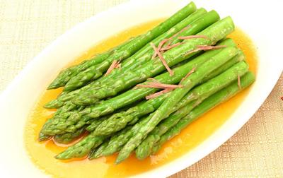 常吃芦笋营养美容抗衰老