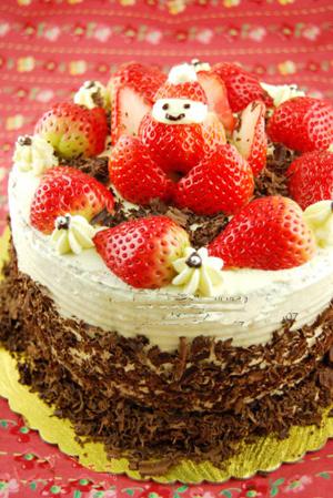 如何做蛋糕草莓好帮手