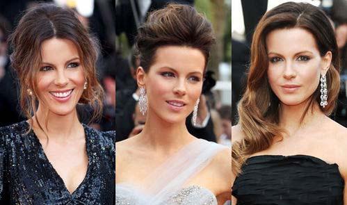 第63届法国戛纳电影节明星发型色彩纷呈