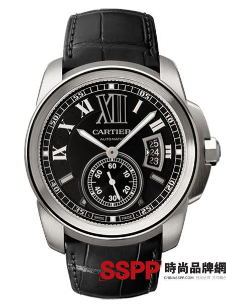 卡地亚手表 全新男士腕表图片
