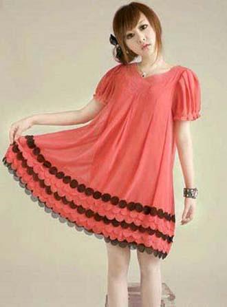 裙子搭配-今年流行的裙子