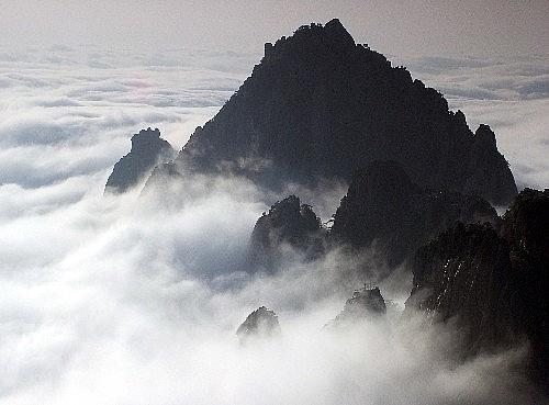 黄山景区 世界级的旅游胜地-黄山,黄山旅游,安徽黄山