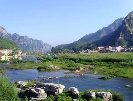 河北野三坡世界地质公园通过中期评估