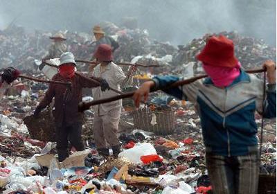 保护环境,防治生活垃圾填埋处置造成的污染,制定本标准.