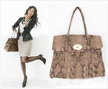今年秋冬流行的包包款式