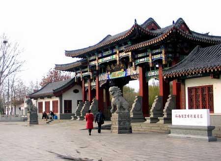 济南百里黄河风景区免费对外开放