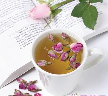 玫瑰花茶既美容又养颜-玫瑰花茶,玫瑰花茶的功