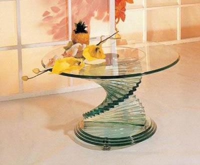 玻璃家具保养的5个小合页-玻璃家具保养,玻璃生产设备家具窍门图片