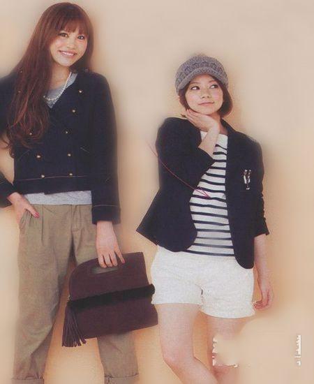 高个子女孩的时尚服饰搭配秘籍