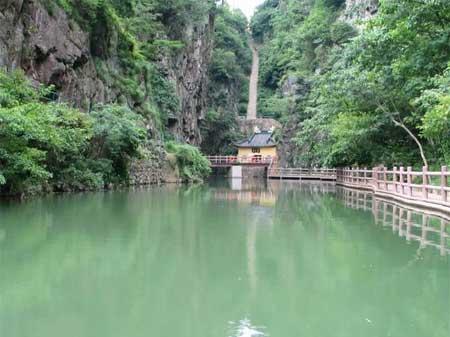 宁波溪口国家级5A景区