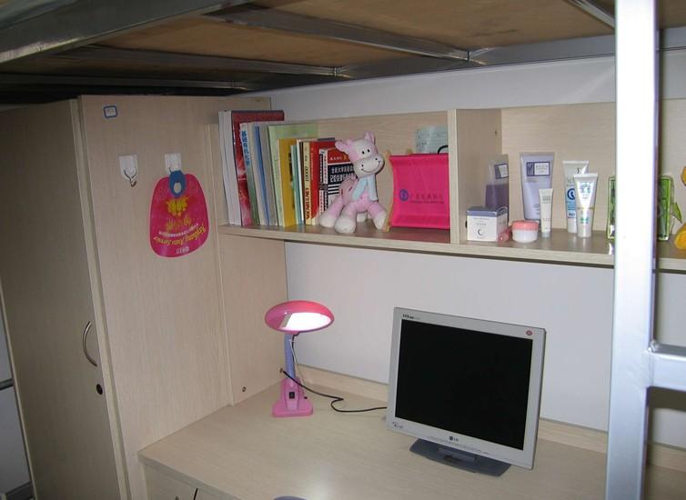 大学生宿舍家具设计手绘图