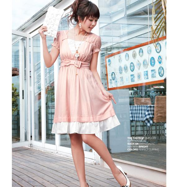 女生前线服装品牌享