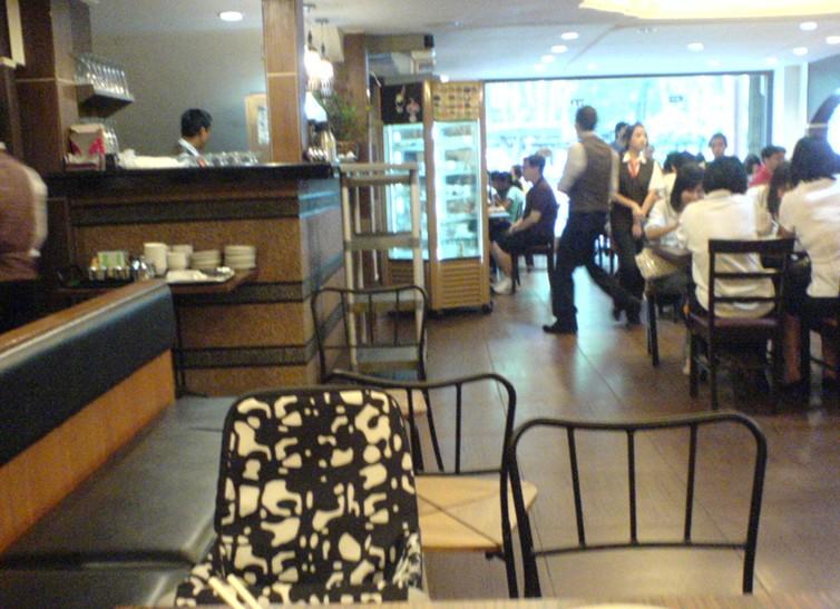 中小型餐馆装修风格如何定位