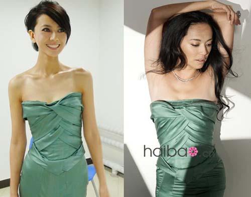 服饰品牌活跃于时装的主秀场--巴黎,祖海.慕拉服饰是黎巴嫩时装设图片