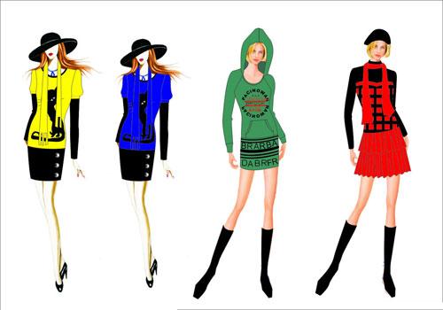 服装设计知识:如何进行服装设计的构思