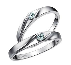 2012的新年情侣珠宝表达你的爱