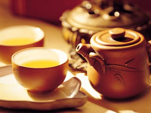 喝茶讲究步骤图片