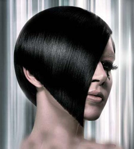 沙宣bob发型图片