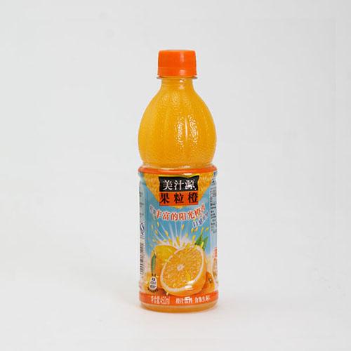 美汁源品牌饮料 十大果汁饮料品牌
