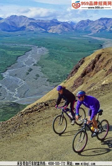midoqi米多奇自行车 乐活运动开启健康新时尚