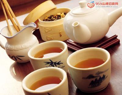如何开起茶叶加盟店?怎样经营才会有回报?