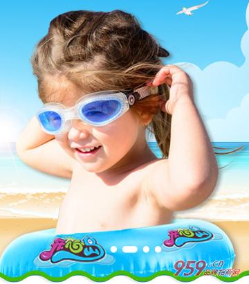 牵手开心岛儿童水上主题俱乐部 改变孩子一生