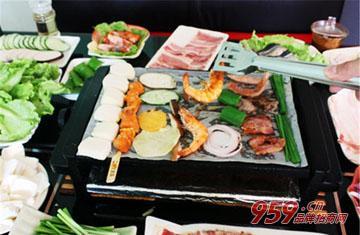 尚品宫韩式烤肉加盟 成功创业更轻松顺畅