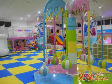 快乐梦想城儿童乐园加盟市场如何