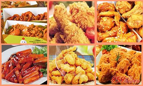 小本投资项目选哪个好?欧巴悠炸鸡成就属于你的辉煌人生。