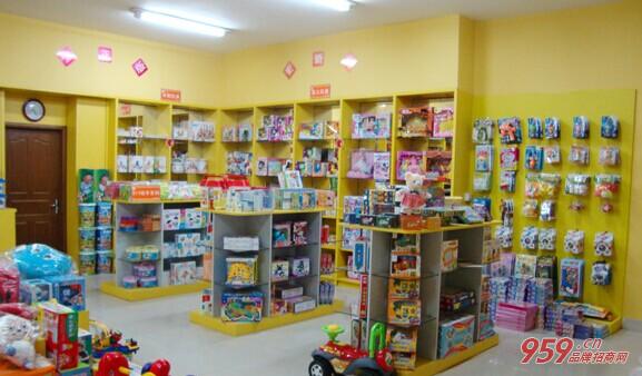玩具加盟店