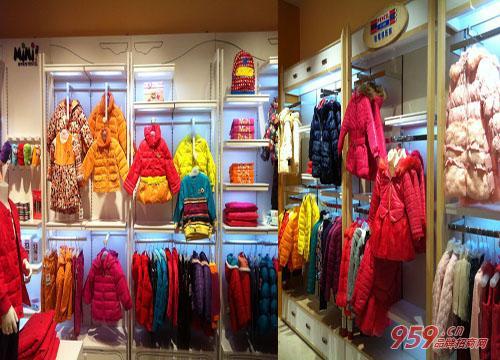 品牌童装加盟店怎么选好店面的位置